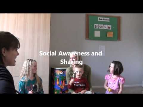 Music Therapy Groups for Children, Harmony Music Therapy