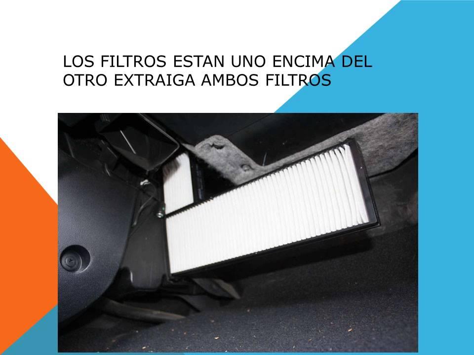 Como cambiar filtro aire acondicionado en un hyundai i20 for Filtro abitacolo hyundai elantra