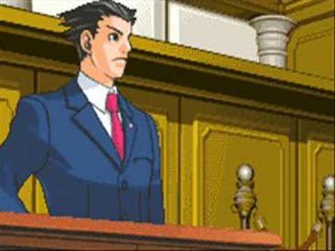 Phoenix Wright S Epic Objection Youtube