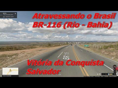 Vitória da Conquista - Salvador (BR-116) Rio Bahia