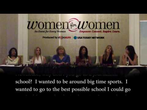 Tracy Wolfson (full speech)