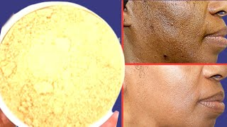 JUST ONE STEP ANTI AGING FACE MASK SCRUB POWDER FOR SPOTLESS GLOWING SKIN TRANSFORM YOUR SKIN
