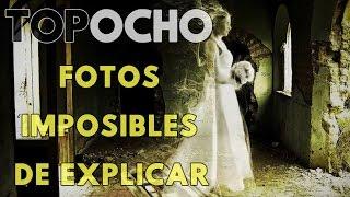 Fotos inexplicables que podrían ser la evidencia de que los Ovnis y los Fantasmas SÍ existen ¡Susto!