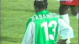 Nigeria vs Liberia African Nations Cup 2002