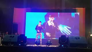 Live Performance Mere Rashke Qamar Aadat Dekhte Dekhte Sachin Seth