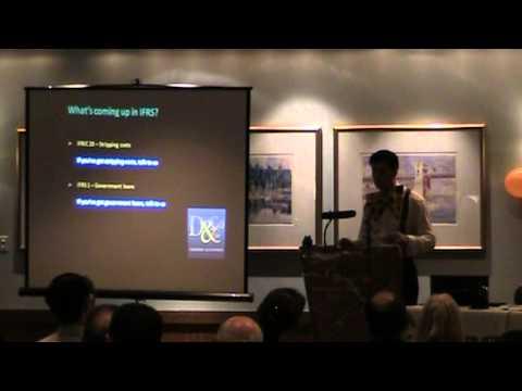 Erez Bahar, Assurance partner - Lecture 3 of 6 - 2012