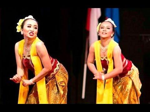 Tari LENGGER Calung BANYUMASAN Dance - Kbri Paris [HD]