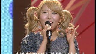 【TVPP】Secret - Ya Ya Ya (Baby Vox), 시크릿 - 야야야 (베이비복스) @ Beautiful Concert