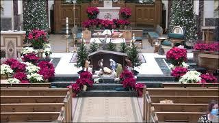 St Marys Christmas Mass 12/25/20