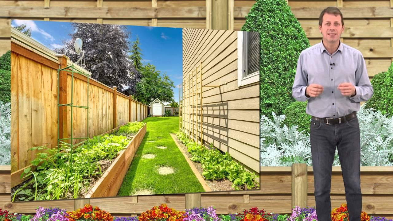 Bordure Bois Jardin et Terrasse  YouTube