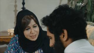 الحلقة 6 - #سيلفي - لقاء الأم بولدها بعد الافراج عنه و خروجه من مركز المناصحه 