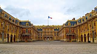 Фото Версальский дворец Версаль