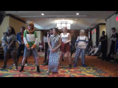 Zenkaikon's Ultimate K Pop Dance Challenge!!!