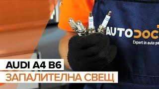 Видео ръководства за възстановяване на AUDI