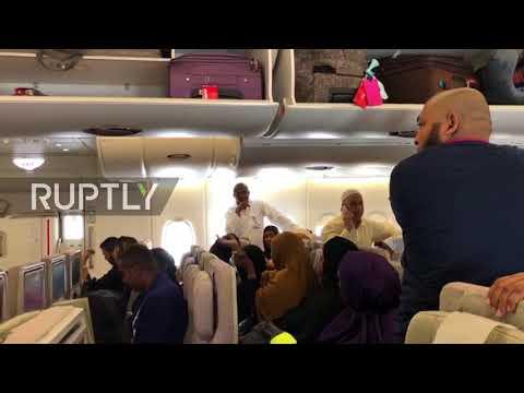 USA: Emirates aircraft quarantined at JFK after passengers fall ill