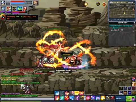 Soul Saver Online Fencer Justice Knight solo qq 160