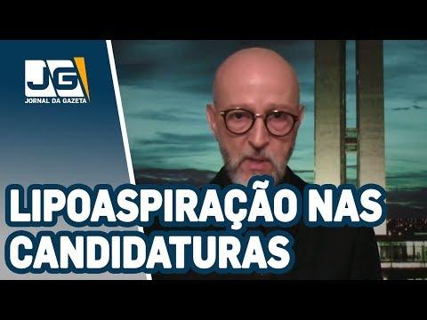 Josias de Souza/Quadro de candidatos à Presidência sofrerá lipoaspiração