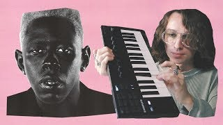 "Sampling every song off ""IGOR"" in ONE BEAT"