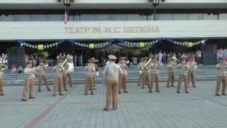 Оркестр ДСНС взяв участь у Всеукраїнському фестивалі духової музики