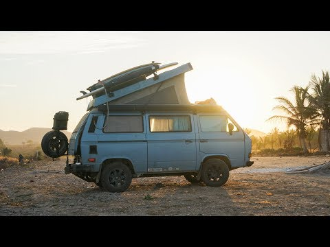 Crepeattack Build: The Ultimate Expedition Syncro Vanagon