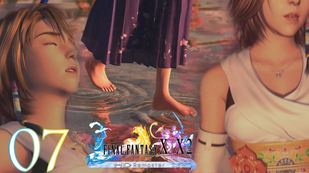 Final Fantasy X Sexy let's play final fantasy x remaster| pc - yuna sexy dancing #ryona! 07