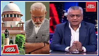 Has Modi Govt Misled SC On Non Existent CAG Report ? | News Today With Rajdeep