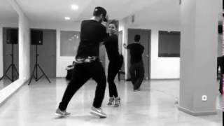 Shape of you - Ed Sheeran by Iré Dance Company (salsa fusión)