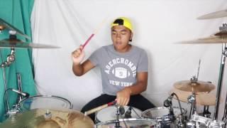 Kuv Yuav Handsome - Hands Drum Cover