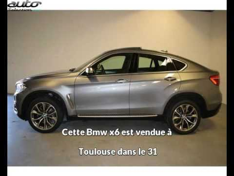 bmw x6 occasion visible toulouse pr sent e par bmw pelras youtube. Black Bedroom Furniture Sets. Home Design Ideas