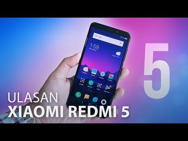 Harga Xiaomi Redmi 5 Terbaru Dan Spesifikasi