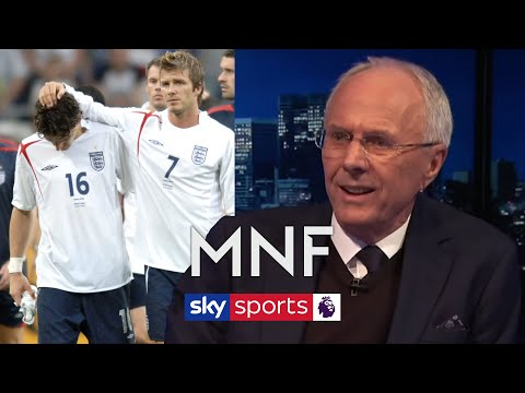 Sven-Goran Eriksson Admits The 'BIG MISTAKE' He Made With England's 2006 World Cup Side