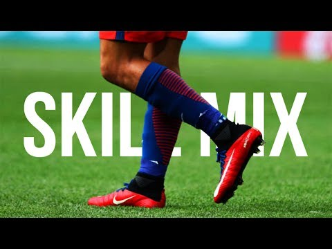 Best Football Skills 2017 - Skill Mix | HD