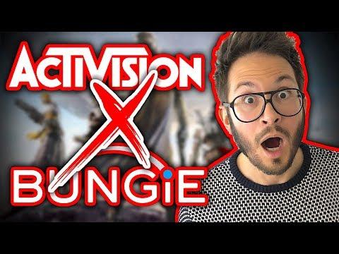 DESTINY : Activision et Bungie se séparent !!! Explications 🔥