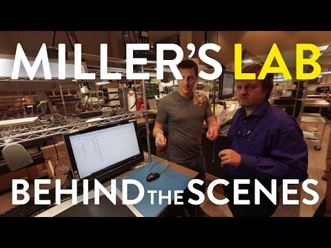 Behind the Scenes of Miller's Professional Imaging