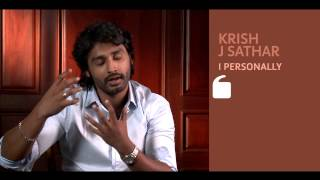 I Personally - Krish J Sathar - Part 01 Kappa TV