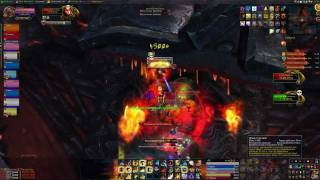 Midnight VS Spine of Deathwing 10man Heroic