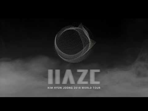 "KIMHYUNJOONG (김현중) - 2018 WORLD TOUR ""HAZE"" IN SEOUL TEASER"