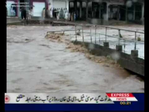 Pakistan Flood 2010 in swat Valley