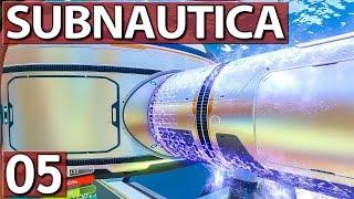 Subnautica #5 PLANSCHBECKEN Der Tauch Simulator ► Ang►spielt