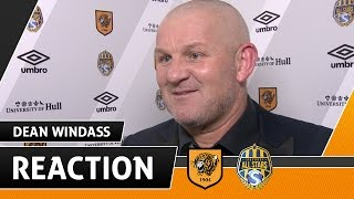 Hull City XI v SportPesa Allstars | Reaction With Dean Windass | 27.02.17