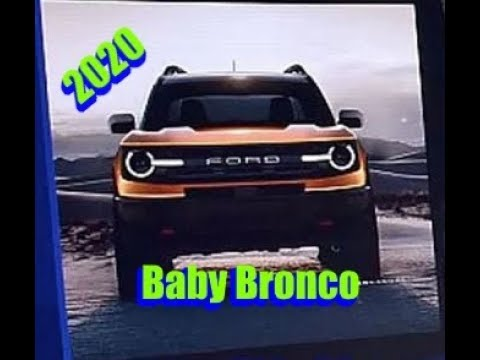 Photos of early ford broncos