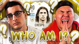 FIFA 19: DER EINZIG WAHRE CRESPO! WHO AM I vs BETRÜGERBENJI🔥
