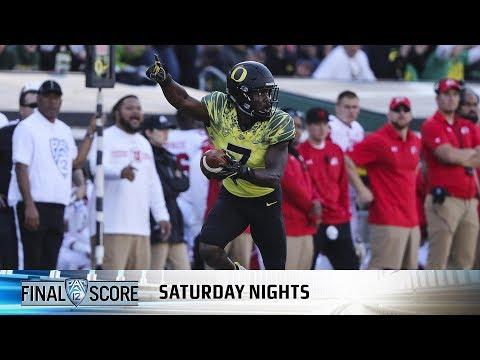 Recap: Defense shines in Oregon football
