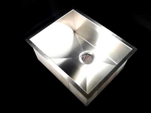 14 Gauge Stainless Steel Kitchen Sink
