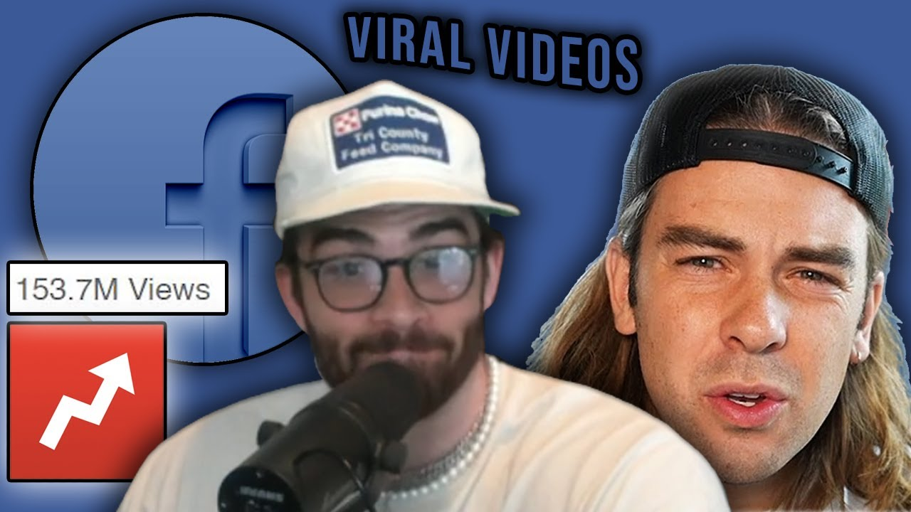HasanAbi reacts to Facebook's WORST Viral Videos by Cody Ko
