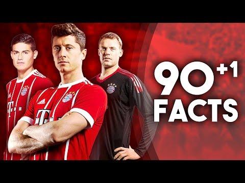 90+1 Facts About Bayern Munich