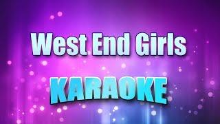Pet Shop Boys - West End Girls (Karaoke & Lyrics)