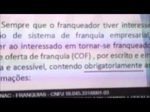 G.D.R. - TELNAC FRANQUIAS - APRESENTAÇÃO E SUSTENTABILIDADE