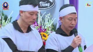 Trực Tiếp Nghi Thức Tiễn Biệt Và Thánh Lễ An Táng Cụ Trùm Maria Nguyễn Thị Sy Tại Giáo Họ Trình Nhì