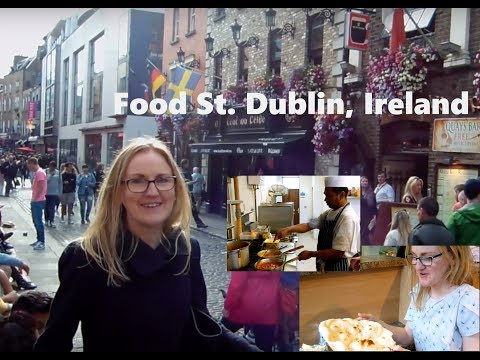 Indian Food in Europe: Dublin, Ireland